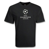 UEFA Champions League T-Shirt (Black)
