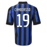 Home Jersey FC Inter Milan 11/12 Cambiasso