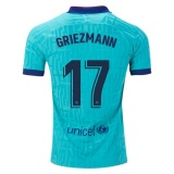 Third Authentic Jersey FC Barcelona 19/20 Griezmann