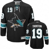 Thornton San Jose Sharks Third Jersey