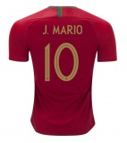 Home Jersey Portugal 2018 Mario