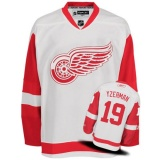 Yzerman Detroit Red Wings Road Jersey