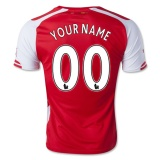 Home Jersey FC Arsenal 14/15 YOUR NAME