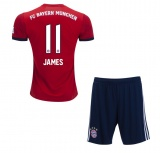 KIDS Home Jersey FC BM 18/19 James