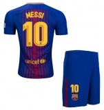 KIDS Home Jersey FC Barcelona 17/18 Messi