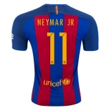 Home AeroSwift Authentic Jersey FC Barcelona 16/17 Neymar