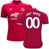 Home jersey FC MU 17/18 YOUR NAME