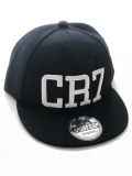 Kids CR7 Black Cap