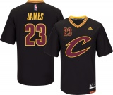 Lebron James black jersey (swingman)