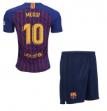 KIDS Home Jersey FC Barcelona 18/19 Messi