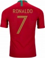 Home Authentic Jersey Portugal 2018 Ronaldo