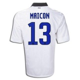 Away Jersey FC Inter Milan 11/12 Maicon