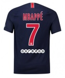 Home Jersey FC PSG 18/19 Mbappe