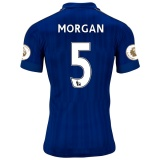 Home Jersey FC Leicester City 16/17 Morgan