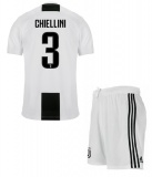 KIDS Home Jersey FC Juventus 18/19 Chiellini