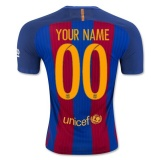 Home Jersey FC Barcelona 16/17 YOUR NAME