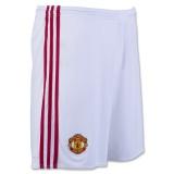 Manchester United Home Shorts 16/17