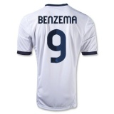 Home Jersey FC Real Madrid 12/13 Benzema