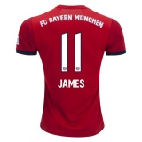 Home Jersey FC BM 18/19 James