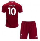 KIDS Home Jersey FC Liverpool 18/19 Owen