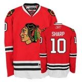 Sharp Chicago Blackhawks Home Jersey