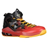 Jordan Melo M9 (Black/Gym Red/University Gold/Metallic Gold Star)