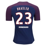 Home Authentic Jersey FC PSG 17/18 Draxler