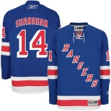 Shanahan New York Rangers Home Jersey