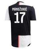 Home Authentic Jersey FC Juventus 19/20 Mandzukic