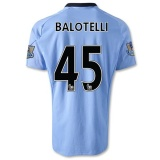 Home Jersey FC MC 12/13 Balotelli