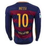 Home Jersey LS FC Barcelona 15/16 Messi