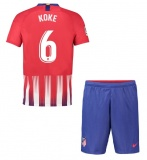 KIDS Home Jersey FC Atletico Madrid 18/19 Koke