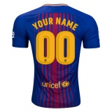 Home Jersey FC Barcelona 17/18 YOUR NAME
