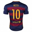 Home Jersey FC Barcelona 15/16 Messi