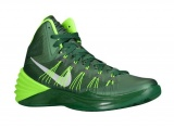 Nike Hyperdunk 2013 (Gorge Green/Electric Green/Metallic Silver)