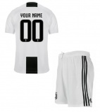 KIDS Home Jersey FC Juventus 18/19 YOUR NAME