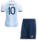 KIDS Home Jersey Argentina 2019 Messi