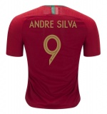 Home Jersey Portugal 2018 Andre Silva