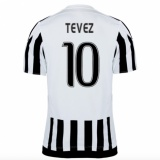 Home Authentic Jersey FC Juventus 15/16 Tevez