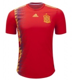 Home Authentic Jersey Spain 2018