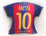 FCB Pillow Messi