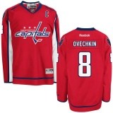 Ovechkin Washington Capitals Home Jersey