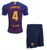 KIDS Home Jersey FC Barcelona 18/19 Rakitic