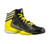 Adidas adiZero Crazy light 2 (Black White Sun)