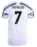 Home Authentic Jersey FC Juventus 20/21 Ronaldo