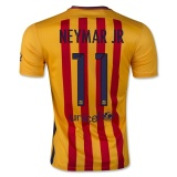 Away Authentic Jersey FC Barcelona 15/16 Neymar