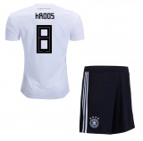 KIDS Home Jersey Germany 2018 Kroos