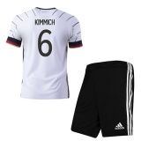 KIDS Home Jersey Germany 2020 Kimmich