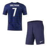 KIDS Home Jersey France Griezmann 2020 2021