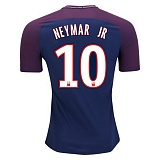 Home Authentic Jersey FC PSG 17/18 Neymar